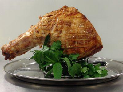 gourmet roast ham